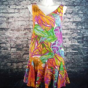 Ralph Lauren Multicolor Dress Size 10